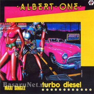 Albert One - Turbo Diesel (Maxi-Singles Collection) (1988) FLAC