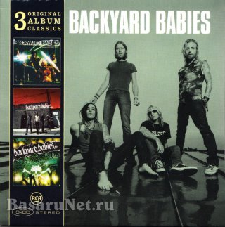 Backyard Babies - Original Album Classic (3CD) (2010) FLAC