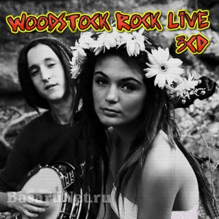 Woodstock Rock Live (3CD) (2020)