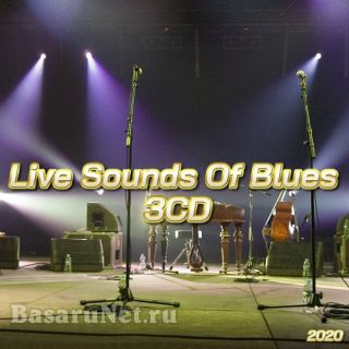 Live Sounds Of Blues (3CD) (2020)