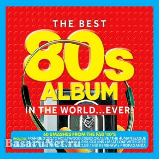 The Best 80's Album In The World... Ever! (3CD) (2020)