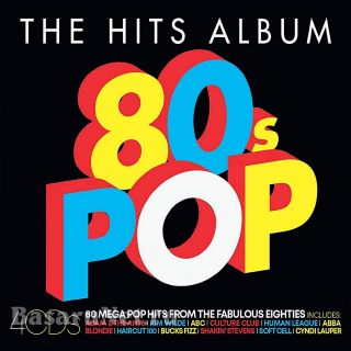 The Hits Album: The 80s Pop Album (4CD) (2020)