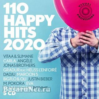 110 Happy Hits 2020 (5CD) (2020)