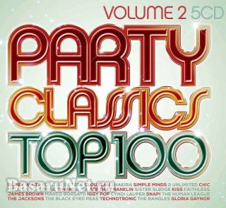 Party Classics Top 100 Vol.2 (5CD) (2014)