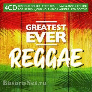 Greatest Ever Reggae (4CD) (2020)