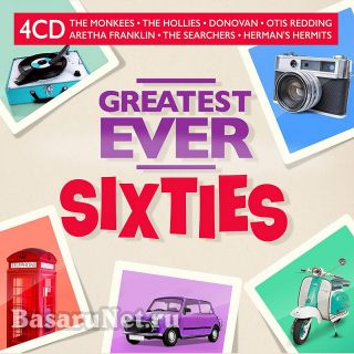 Greatest Ever 60s (4CD) (2020)