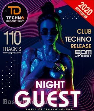 Night Guest: Clubbing Techno (2020)