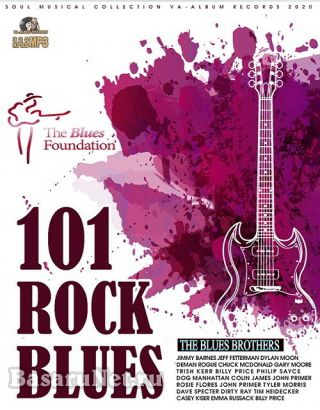 101 Rock Blues Foundation (2020)