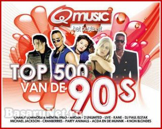 Q-Music Top 500 van de 90s (2010)