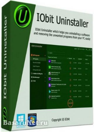 IObit Uninstaller Pro 10.2.0.14 RePack/Portable by Diakov