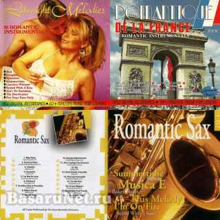 The Gino Marinello Orchestra - Romantic Instrumental. Collection (1987-1998) FLAC