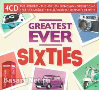 Greatest Ever Sixties (4CD) (2020)
