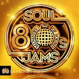 Ministry of Sound - 80s Soul Jams Vol. I & II (6CD) (2018-2019) FLAC