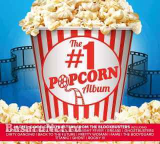 The #1 Popcorn Album (3CD) (2020)