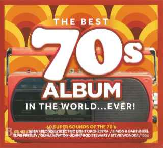 The Best - 70s Album - In The World... Ever! (3CD) (2019) FLAC
