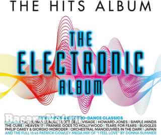 The Hits Album: The Electronic Album (4CD) (2020)