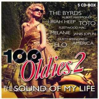 100 Oldies Vol.2 - The Sound Of My Life (5CD) (2020)