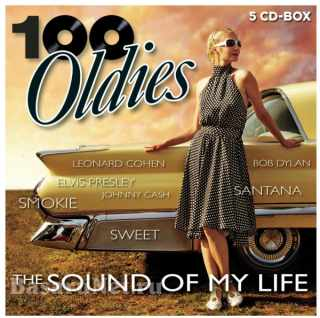 100 Oldies Vol.1 - The Sound Of My Life (5CD) (2020)