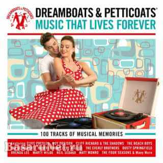 Dreamboats & Petticoats Music That Lives Forever (4CD) (2020)