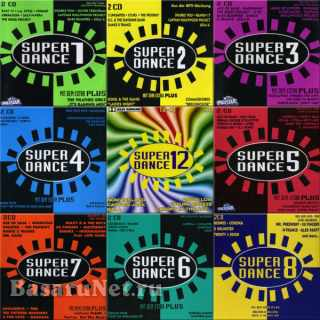 Super Dance Vol.1-12 (1992-1997)