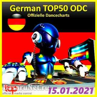 German Top 50 ODC Official Dance Charts [15.01] (2021)