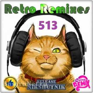 Retro Remix Quality Vol.513 (2021)