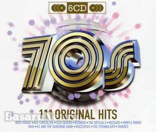 111 Original Hits - 70s (6CD) (2009) FLAC