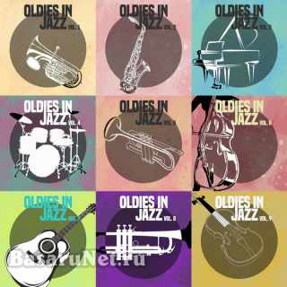 Oldies In Jazz Vol. 1-9 (2020-2021) FLAC