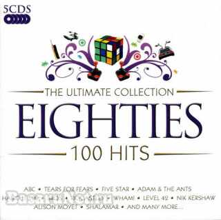 The Ultimate Collection Eighties (5CD) (2008) FLAC