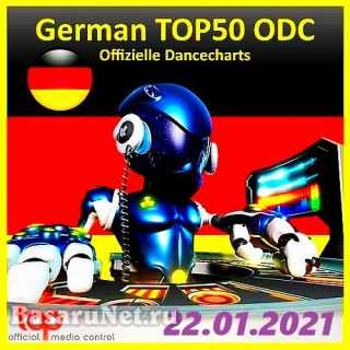 German Top 50 ODC Official Dance Charts [22.01] (2021)