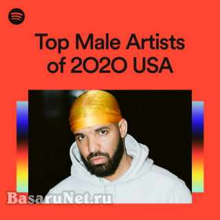 50 Tracks Top Male Artists of 2020 (2021)