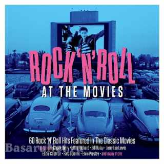 Rock N Roll At The Movies (3CD) (2019)