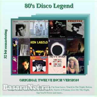 80s Disco Legend Vol 1-11 (2008-2009)