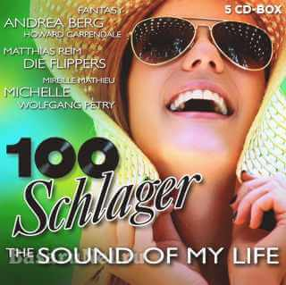 100 Schlager - The Sound Of My Life (5CD) (2014)