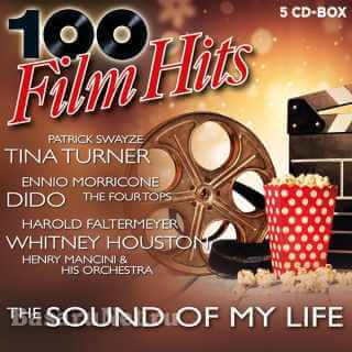 100 Film Hits - The Sound Of My Life (5CD) (2017)