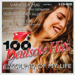 100 Deutsche Hits - The Sound Of My Life (5CD) (2020)