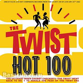Twist Hot 100 25th January 1962 (2021)