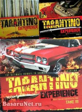 Tarantino Experience: The Ultimate Tribute to Quentin Tarantino (6 CD Deluxe Edition, Boxset) (2008-2011) FLAC