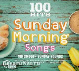 100 Hits: Sunday Morning Songs (5CD) (2017)