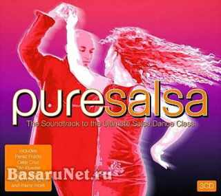 Pure Salsa - The Soundtrack To The Ultimate Salsa Dance Class (3CD Box Set) (2021) FLAC