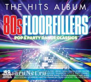 The Hits Album: The 80s Floorfillers Album (3CD) (2021)