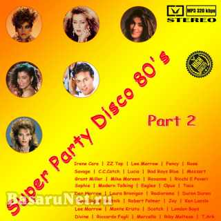 Super Party Disco 80's Part 2 (2021)
