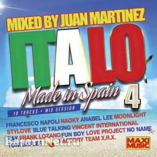 Italo Made In Spain 4 (2020) FLAC