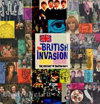 The British Invasion - History Of British Rock Vol. 1-9 (complete) (2021)