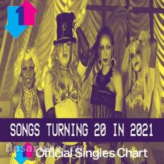 100 Songs Turning 20 In 2021 - Official Charts (2021)