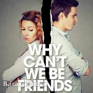 Why Can't We Be Friends? (2021)