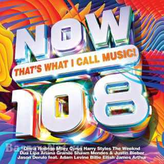 Now That's What I Call Music 108 (2021) FLAC