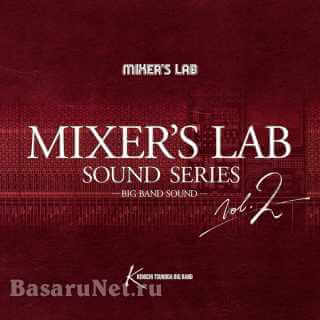 Kenichi Tsunoda Big Band - Mixer's Lab Sound Series Vol.2 (2017) FLAC