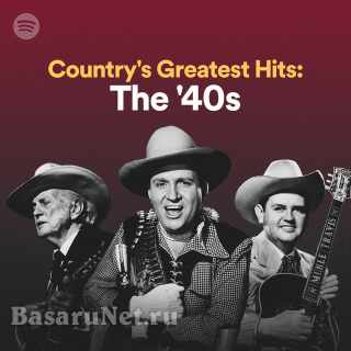 70 Tracks The 40s Countrys Greatest Hits (2021)