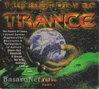 The History Of Trance Part 1 91-96 (2CD) (1996) FLAC